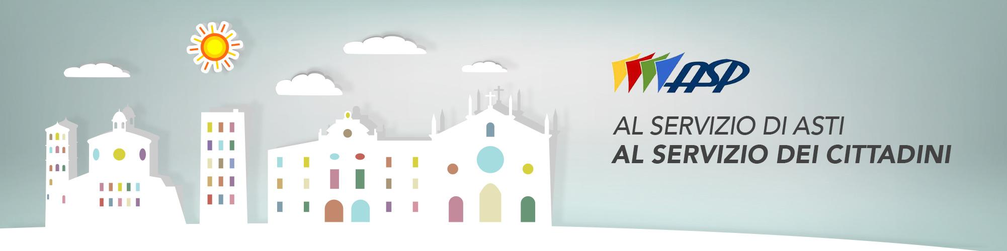 ASP - Al servizio di Asti, al servizio dei cittadini