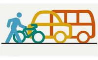 Logo mobilità e sosta