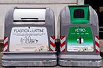 Cassonetti per la raccolta rifiuti