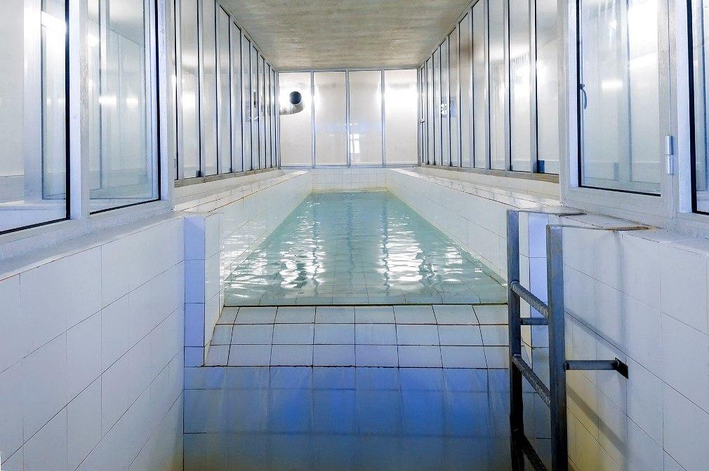 Vasca di riunione delle acque dei pozzi (Cantarana)