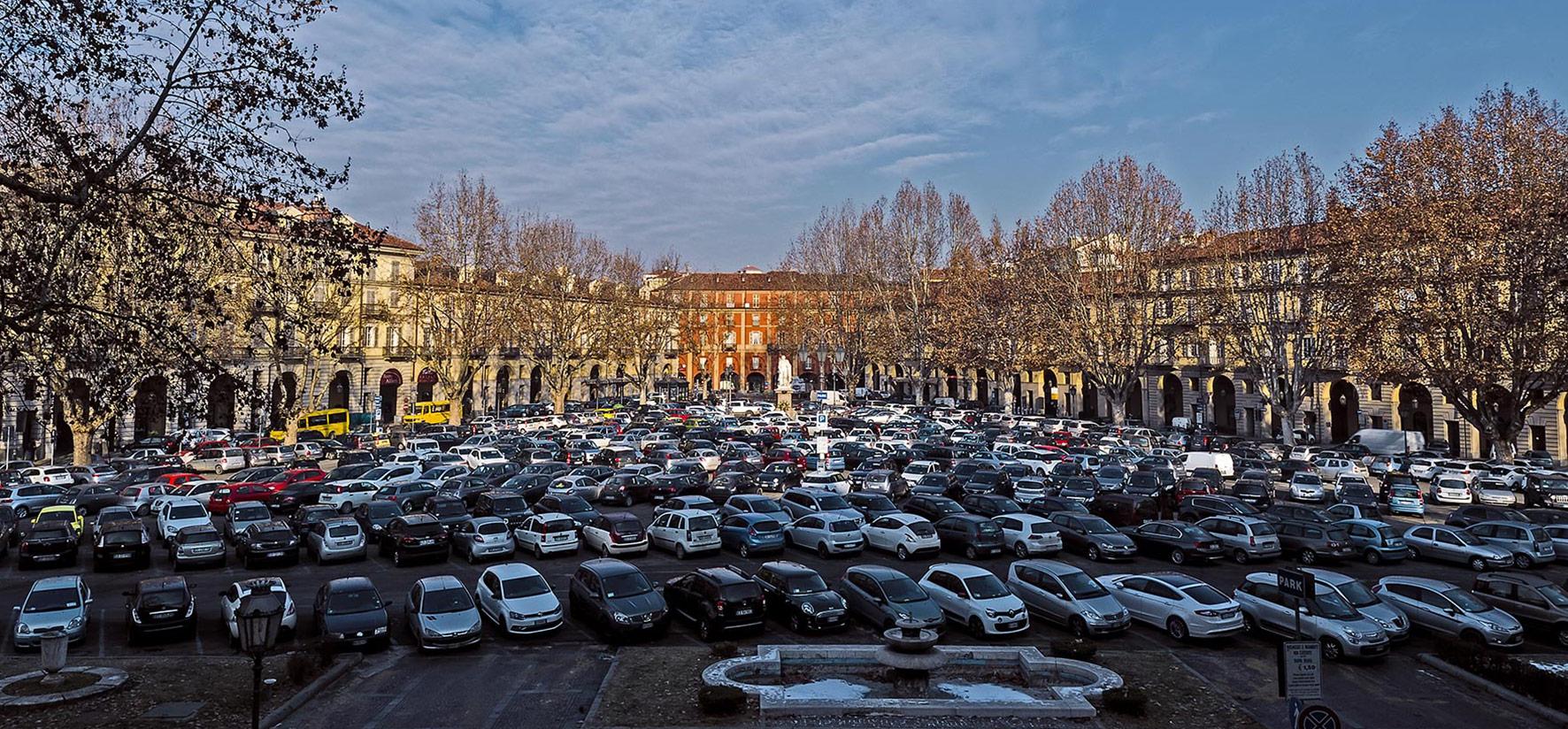 Parcheggio Piazza Alfieri (sosta a pagamento)