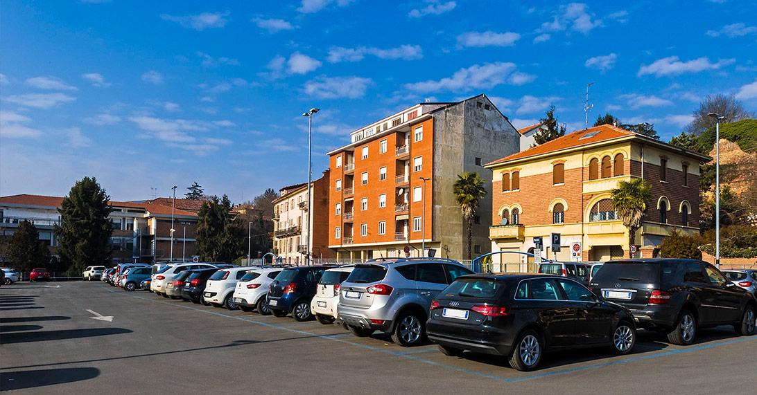 Parcheggio Via Natta (sosta a pagamento)