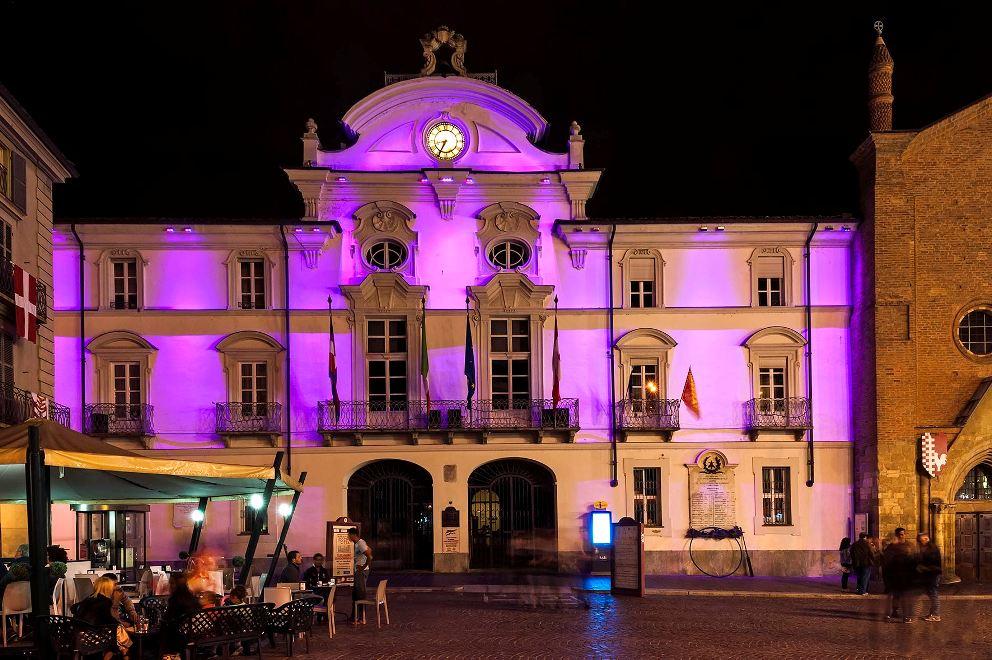 Municipio rosa