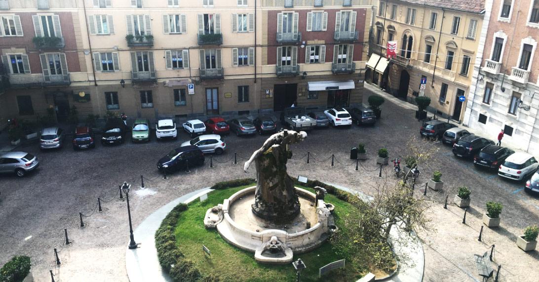 Parcheggio Piazza Medici (sosta a pagamento)