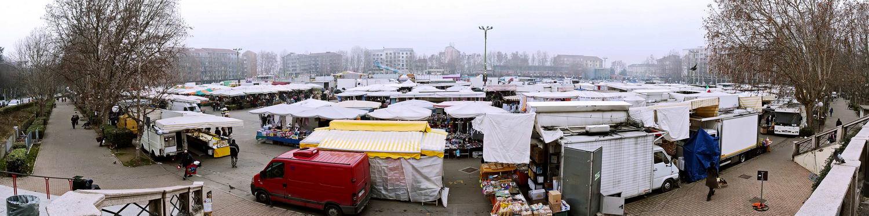 Il mercato bisettimanale