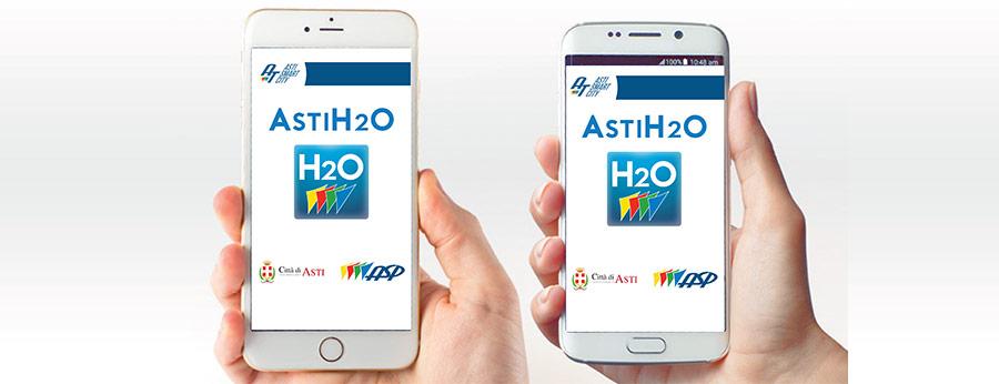 App AstiH2O
