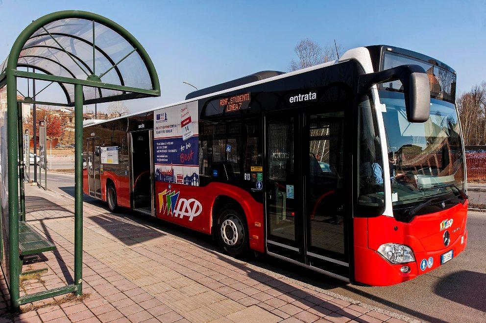 Bus linea 7