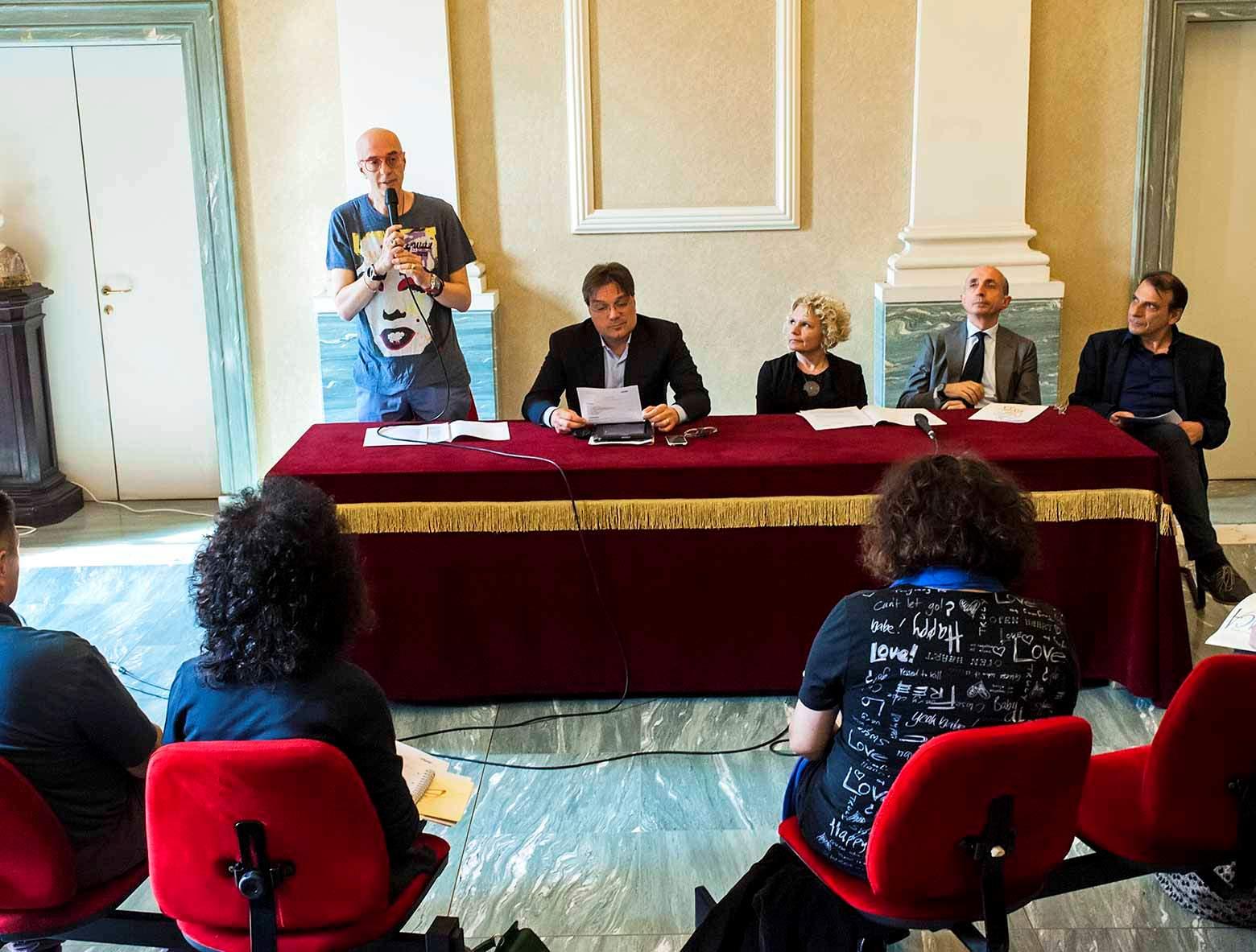 Conferenza stampa Astimusica
