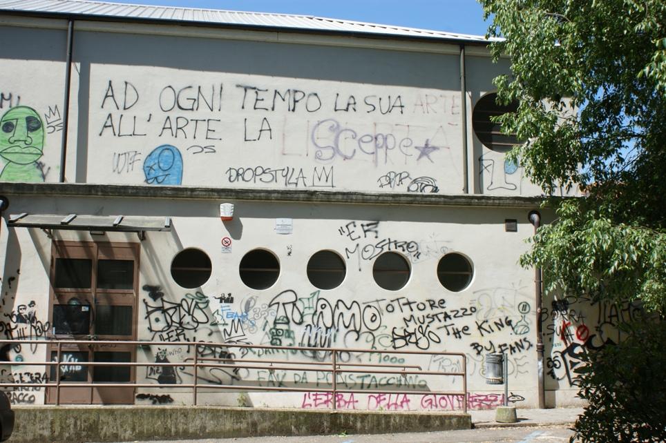 Palestra Liceo Artistico