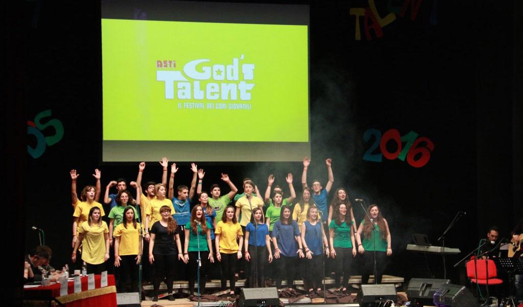 Asti God's Talent