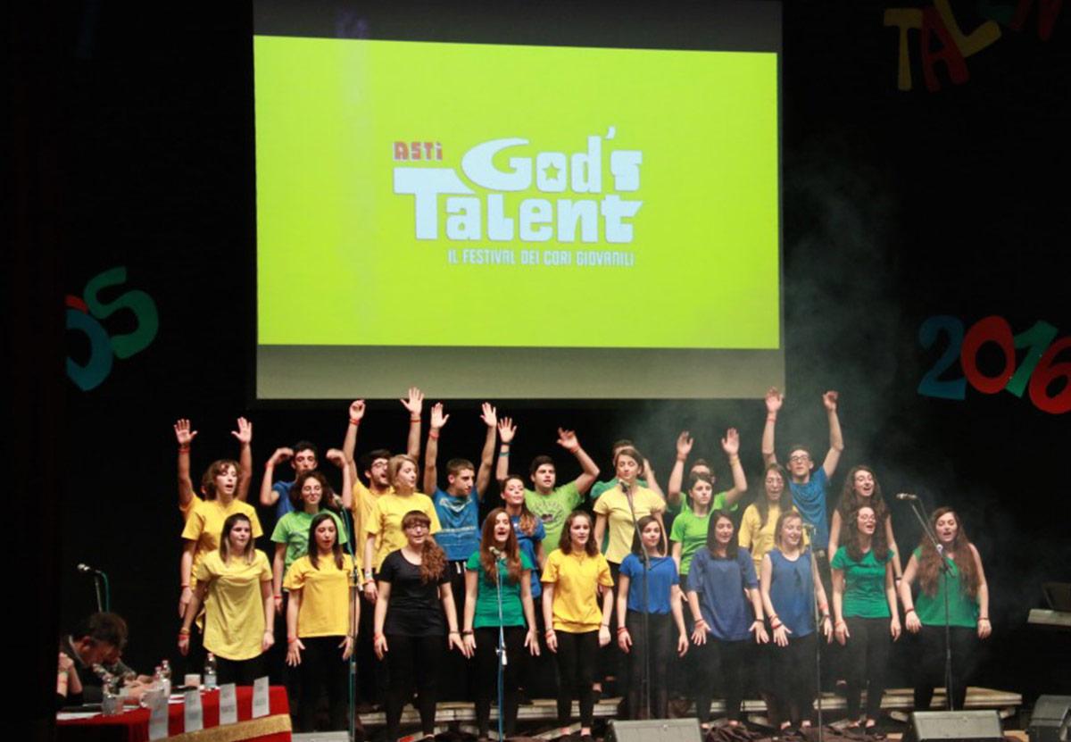immagine 2016 di Asti God's Talent