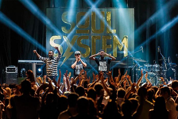 i Soul System a fine concerto