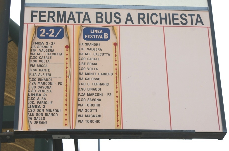 Bus Asti