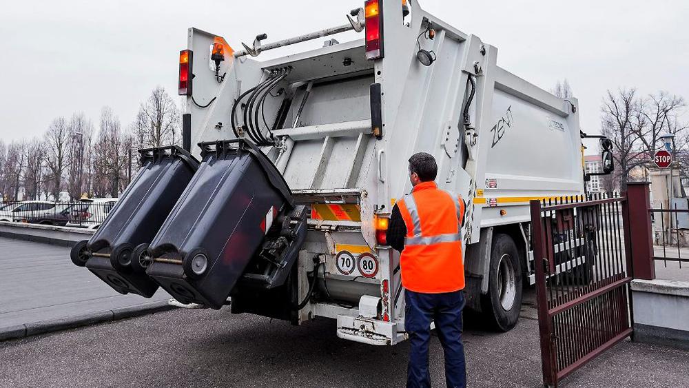 raccolta dei rifiuti indifferenziati