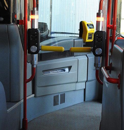 Tornello autobus