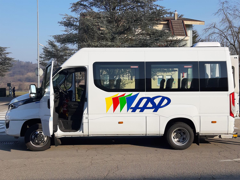 Autobus per disabili