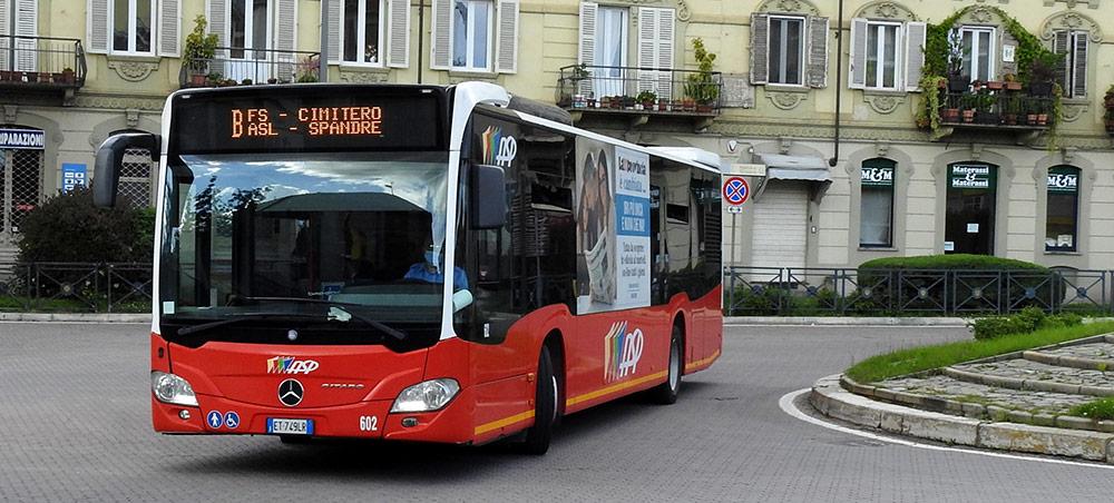 Linea B Bus