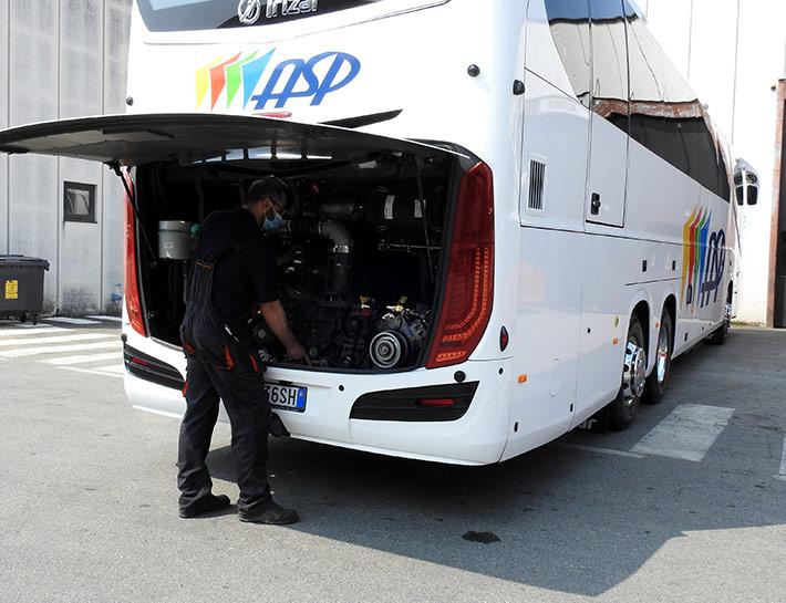 Officina Bus